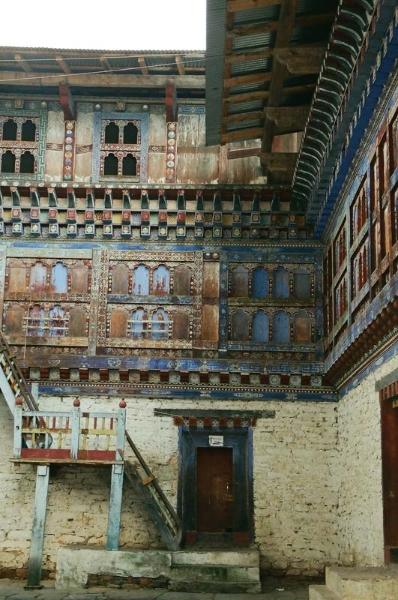 Wangdicholing Dzong