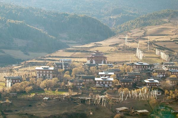 Ura village