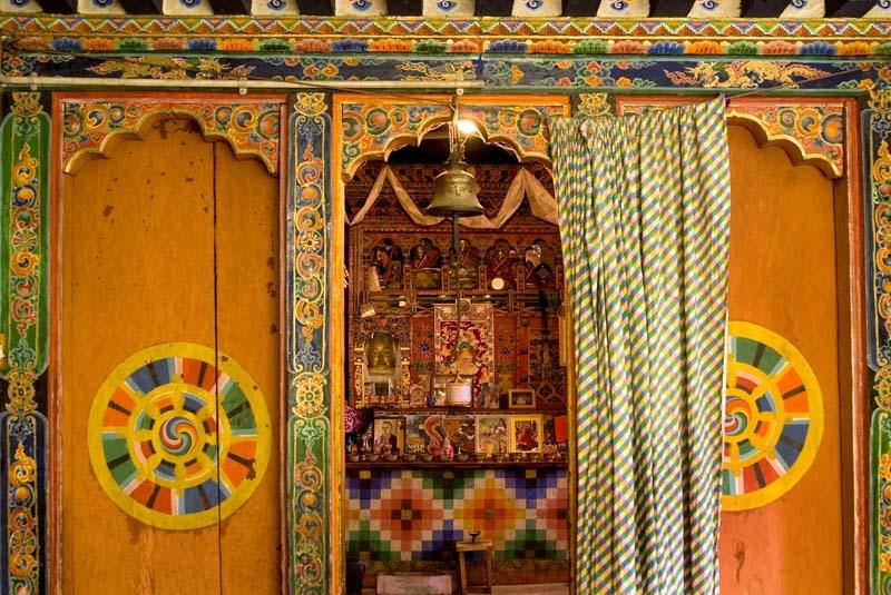 Choeshum at Paro farmhouse (3)