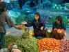 Thimphu vegetable market